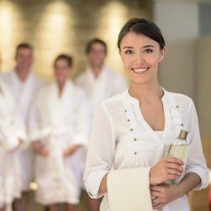 Comment devenir esth ticienne quelle formation for Uniform spa manager